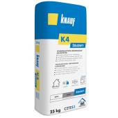 Klej do płytek K4 żelowy 25kg