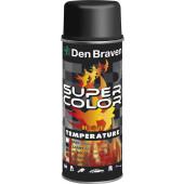 Lakier Super Color High Temperature 400ml czarny
