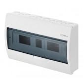 Rozdzielnica Elegant 1/18 modułów PE+N IP40 biała