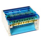 Blok rozdzielczy czterobiegunowy ShNK 4x11
