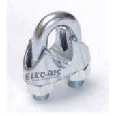 Zacisk linowy 10mm M8 Elko-Bis