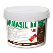 Armasil T tynk silikonowy pełny 1,5mm 25kg biały