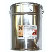 FARBA DROG. BANDAX SPRINT 30kg czarny MAE
