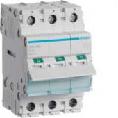 Modułowy rozłącznik izolacyjny 3P 100A