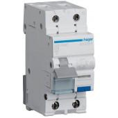 Wyłącznik różnicowoprądowy 1P+N 6kA B 20A/30mA AC