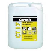 Ceresit CT17 głęboko penetrujący grunt 5l