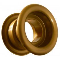 Tuleja wentylacyjna PCV złoty matowy