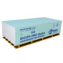 Płyta gipsowo-kartonowa Rigips PRO Hydro typ H2 GKBI 12,5 120x260cm