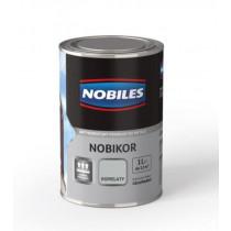 Podkład do metalu Nobikor 1l popielaty