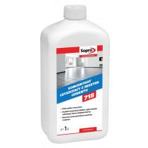 Środek czyszczenia z resztek cementu ZSE718 1l