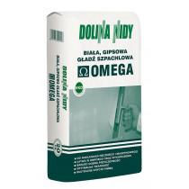 Dolina Nidy Omega gładź gipsowa biała 20kg