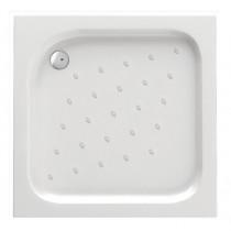 Brodzik kwadratowy Corner 80x80x5cm akrylowy