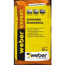 Weber Expert zaprawa murarska M5 25kg
