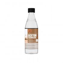 Aceton 0,5l butelka szklana