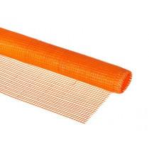 Siatka do ociepleń 160g pomarańczowa 50m2 Perfect