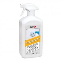 Sr 716 koncentrat doczyszczenia i dezynfekcji łazienek 1l