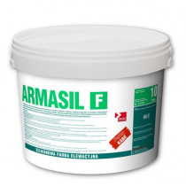 Farba elewacyjna silikonowa Armasil F baza A 5l