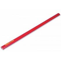 Ołówek ciesielski L300mm czerwony