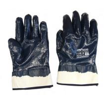 Rękawice nitrylowe typ1007 z mankietem
