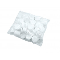 ZATYCZKA STYROPIAN.67/17 biały 100szt PERFECT