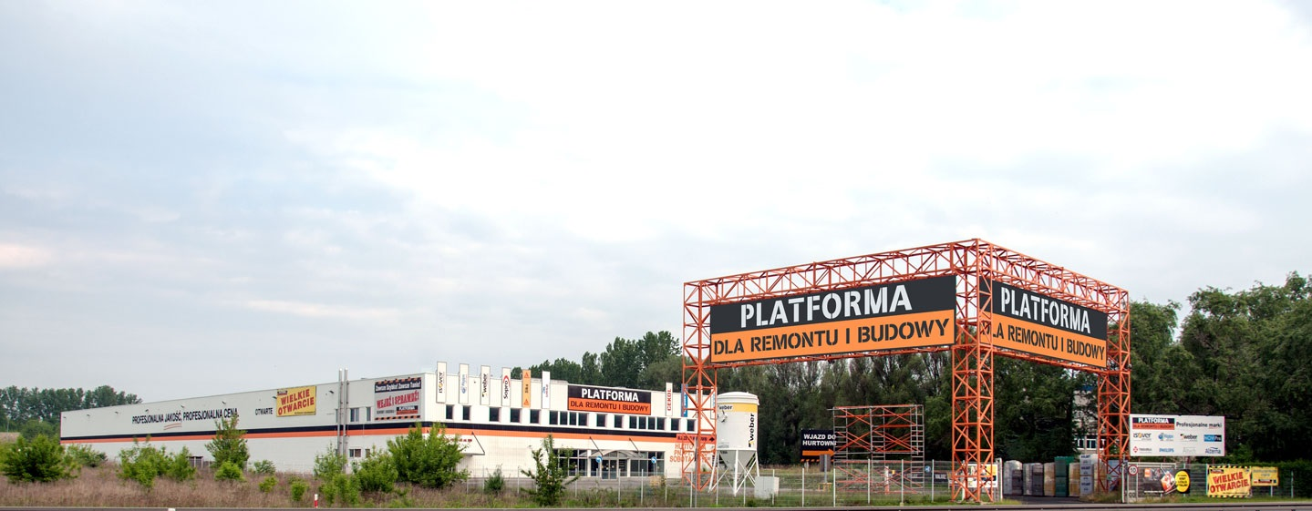 Platforma Aleje Jerozolimskie 204